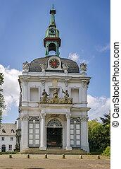 Kreuzbergkirche church, Bonn, Germany - building of...