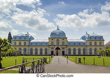 Poppelsdorf Palace, Bonn, Germany - Poppelsdorf Palace is a...