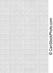 white paper background or check pattern cardboard texture