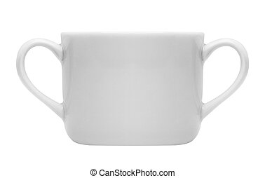 cup with two handles