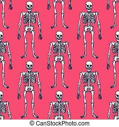 Sketch skeleton