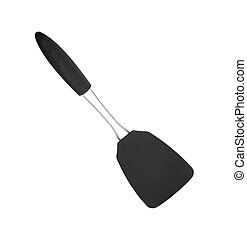 black kitchen utensil
