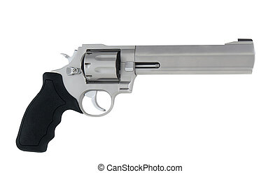 branca, revólveres, fundo