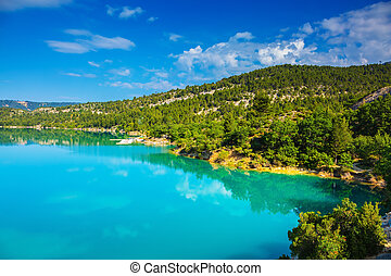 The most spectacular Verdon Canyon - V The most spectacular...