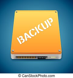 Portable Data Backup HDD - Portable Data Backup Hard Disc...