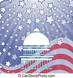 Caritol Silhouette - Caritol White Silhouette on American...