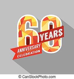 60th Year Anniversary Celebration. - 60th Year Anniversary...