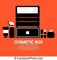 Cosmetic Box.