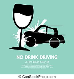 No Drink Driving.