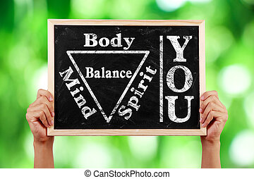 You Body Spirit Soul Mind Balance