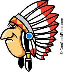 Grumpy Indians