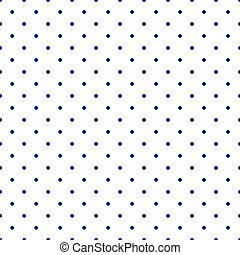 Tile vector pattern navy blue dots - Tile vector pattern...