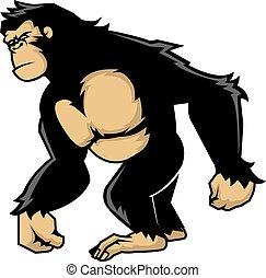 Walking Ape