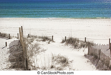 Panama City Beach - Beautiful white sandy beaches and the...