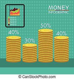 Saving money design. - Saving money design, vector...