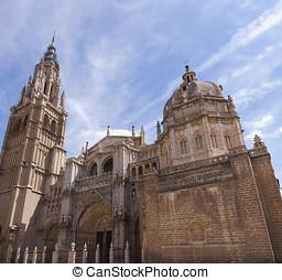 Toledo Saint Mary Cathedral