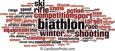 Biathlon-horizon [Converted].eps - Biathlon word cloud...