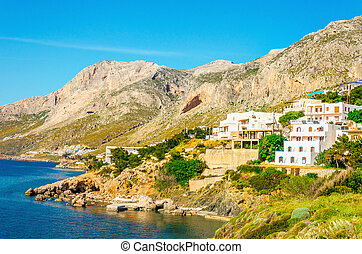 Beayutiful Masouri, Greek villange Kalymnos - Beatiful,...