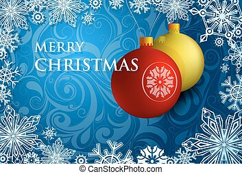 Christmas greeting card design - Christmas greeting card...
