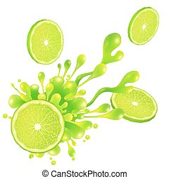 Lime slice Clipart Vector Graphics. 3,218 Lime slice EPS clip art vector and stock ...