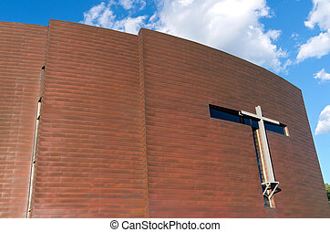 Copper Clad Chapel Exterior - copper clad chapel exterior...