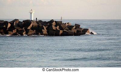 Gold Coast Seaway Queensland - Gold Coast Seaway -...