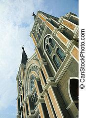 church in chantaburi