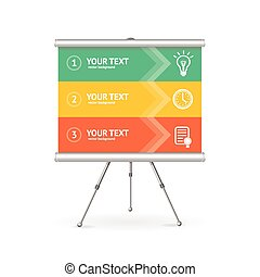 Business Option Banner Vector - Business Option Banner...