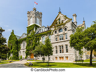 Queen's University Theological Hall building - Theological...