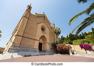 Sanctuary de Sant Salvador, Mallorca - Sanctuary de Sant...