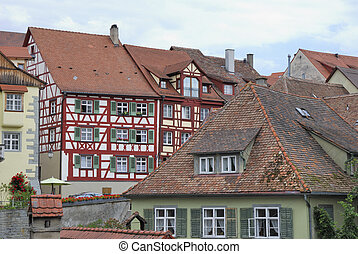 City of Meersburg - Historic architecture in the city of...
