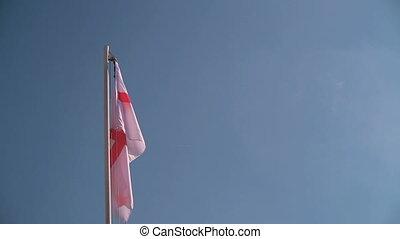 Request England soccer flag - Request England flag