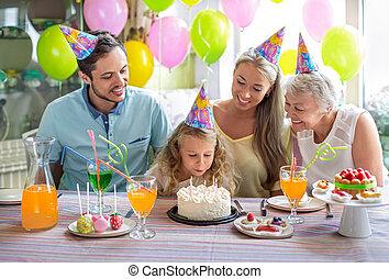 aniversário, Partido,