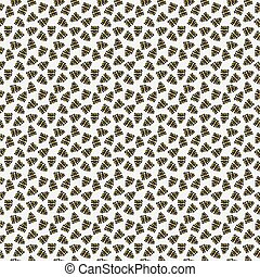 wallpaper pattern of beetles