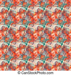 Abstract colorful background pattern