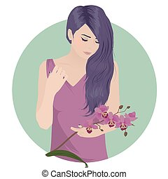 girl_with_orchid.eps