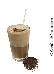 Frappe - Glass with frappe