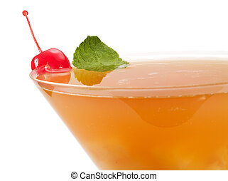 Cocktails Collection - Zombie - A zombie is a corpse that...