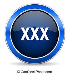 xxx icon porn sign