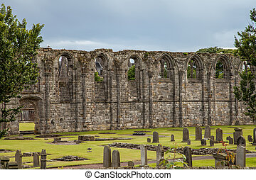 St Andrews Cathedral Fife Scotland