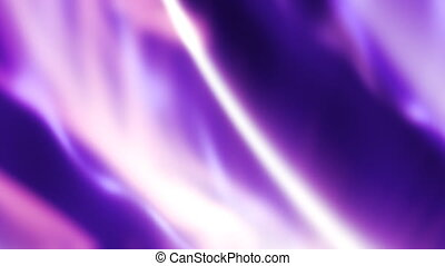 Flowing Abstract Light Loop - Looping Animated Background