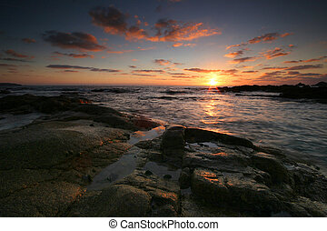 Cot Valley West Cornwall sunset - Cot valley also known as...