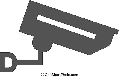 Security Camera - Security, camera, cctv icon vector...