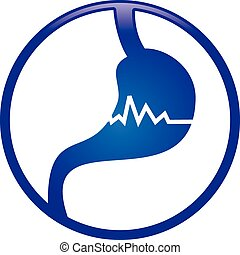 Gastric Logo - Logo Template