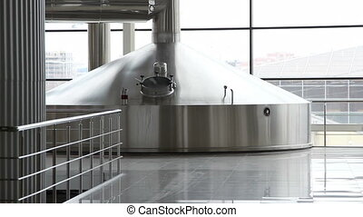 New Brewing production - mash vats - Modern Brewing...