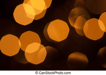 Background Abstract of Blurry Lights - Background Abstract...