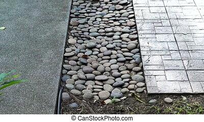 Garden pathway materials stone - Video Garden pathway...