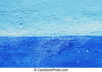 Blue background - Blue background - abstract