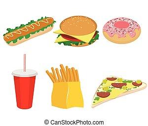 Fast food set