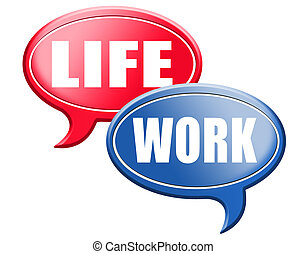 work versus life - work life balance importance of career...